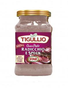Sugo Radicchio e Speck...