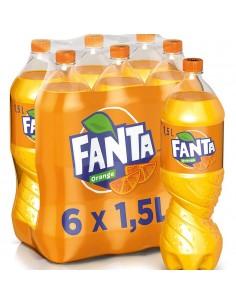Fanta Original Taste in PET...